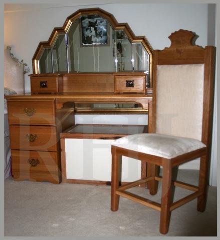 Hand made bespoke dresser