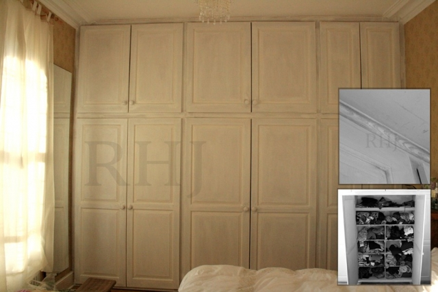 Fully custom fitted wardrobes Southport