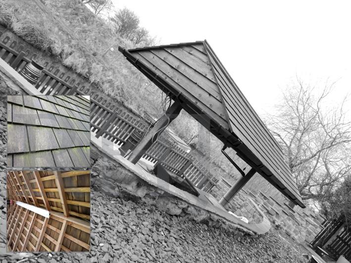 Timber shelter